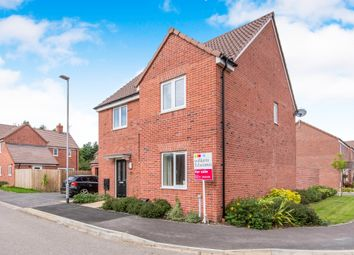 Thumbnail 4 bed detached house for sale in White Park Place, Retford