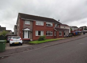 Thumbnail 4 bed semi-detached house to rent in Morven Avenue, Bishopbriggs, Glasgow
