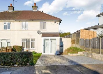 Thumbnail 2 bed semi-detached house for sale in Pitclose Road, Birmingham, West Midlands