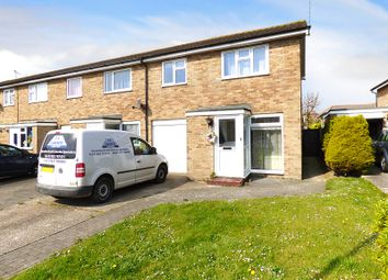 Thumbnail 3 bed end terrace house for sale in Chanctonbury Road, Rustington, Littlehampton