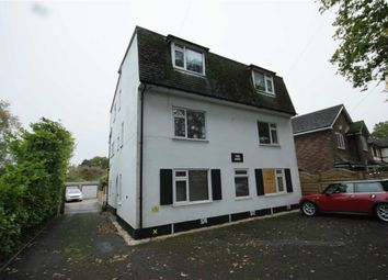 Thumbnail 2 bed flat to rent in Wimborne Road East, Ferndown, Dorset