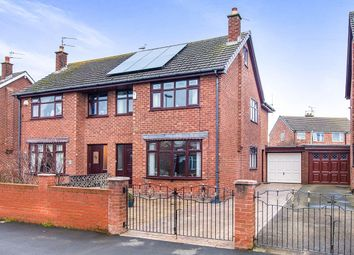 Thumbnail 4 bed semi-detached house for sale in Pinewood Avenue, Blackpool