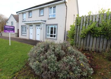Thumbnail 3 bed semi-detached house for sale in Old Aberdeen Road, Balmedie, Aberdeen