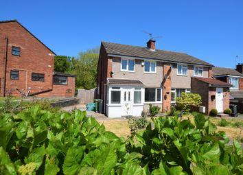 Thumbnail 3 bed semi-detached house to rent in Grafton Close, Penylan, Cardiff, South Glamorgan
