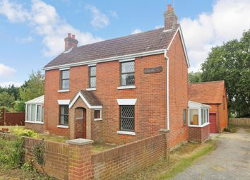 Thumbnail 3 bed detached house for sale in Solomons Lane, Waltham Chase, Southampton