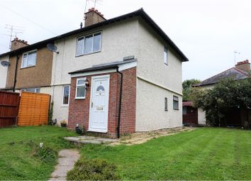 Thumbnail 3 bed end terrace house for sale in Cody Road, Farnborough