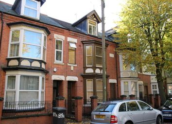 Thumbnail 7 bed town house to rent in Brazil Street, Leicester