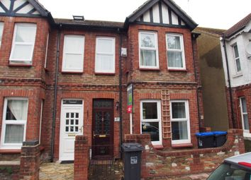 Thumbnail 3 bed end terrace house to rent in St. Anselms Road, Worthing