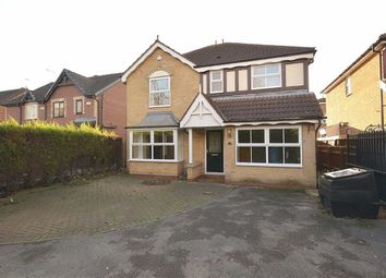 Thumbnail 4 bed detached house to rent in Swallowfield Drive, Hull