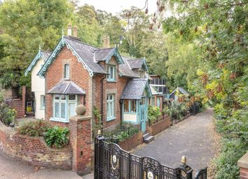 Thumbnail 3 bed lodge for sale in Port Hill, Hertford