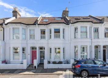 Thumbnail 3 bedroom terraced house for sale in Exeter Street, Brighton, East Sussex.