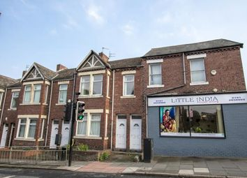 Thumbnail 3 bed flat for sale in Station Road, South Gosforth, Newcastle Upon Tyne, Tyne And Wear