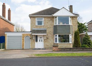 Thumbnail 3 bed property for sale in Wetherby Crescent, North Hykeham, Lincoln