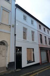 Thumbnail 2 bedroom flat to rent in Castle Street, Brecon