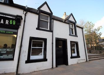Thumbnail 1 bed cottage to rent in High Street, Biggar