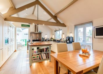 Thumbnail 3 bed barn conversion for sale in Ostlers Stables, 36 Bell Lane, Lutterworth, Leicestershire