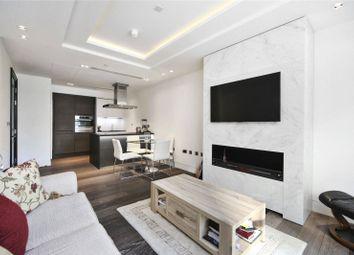 Thumbnail 1 bed flat for sale in Wolfe House, 389 Kensington High Street, Kensington, London