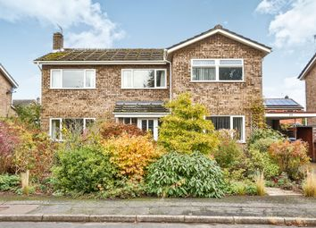 Thumbnail 4 bed detached house for sale in Glenalmond, Norwich