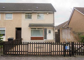 Thumbnail 2 bed end terrace house for sale in Oakdean Avenue, Bellshill