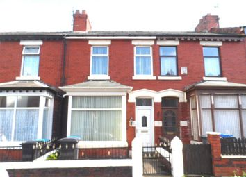 Thumbnail 3 bed terraced house for sale in Fisher Street, Blackpool