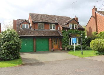 Thumbnail 5 bed detached house for sale in Tintagel Grove, Kenilworth, Warwickshire