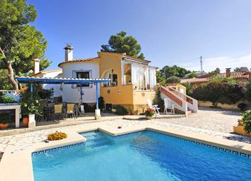 Thumbnail 3 bed villa for sale in Benissa, Alicante, Spain