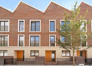 Thumbnail 3 bed terraced house to rent in Peleton Avenue, Queen Elizabeth Olympic Park, Stratford