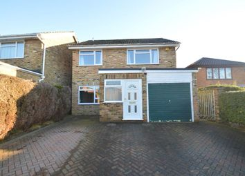 Thumbnail 4 bed detached house to rent in Hill Avenue, Hazlemere, High Wycombe
