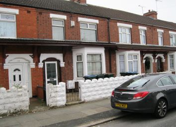 Thumbnail 3 bed terraced house to rent in Beresford Avenue, Foleshill, Coventry.