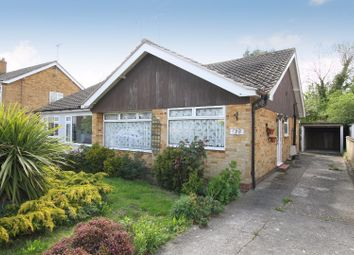 Thumbnail 2 bedroom semi-detached bungalow for sale in Swalecliffe Road, Whitstable