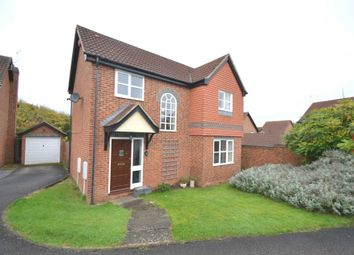 Thumbnail 3 bedroom detached house for sale in Jenkins Close, Shenley Church End, Milton Keynes