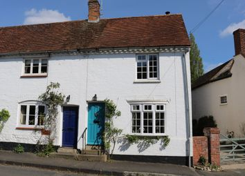Thumbnail 2 bed end terrace house for sale in High Street, Long Crendon, Aylesbury