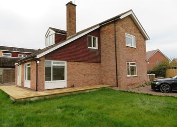 Thumbnail 4 bed detached house to rent in Meadow Drive, Canon Pyon, Hereford