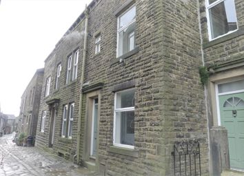 Thumbnail 4 bed terraced house to rent in Northfield Terrace, Heptonstall, Hebden Bridge