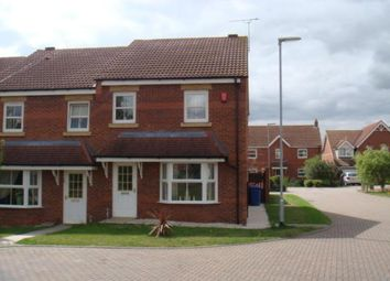 Thumbnail 3 bed semi-detached house for sale in Coupland Close, Gainsborough
