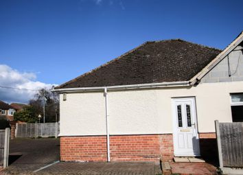 Thumbnail 2 bed detached bungalow to rent in Station Road, Stoke Mandeville, Aylesbury