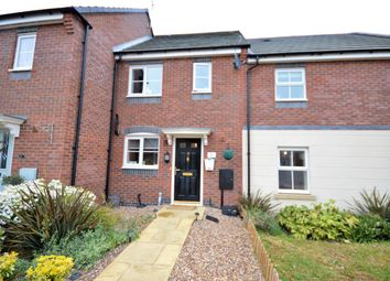 Thumbnail 2 bed town house for sale in Clarke Crescent, Countesthorpe, Leicester