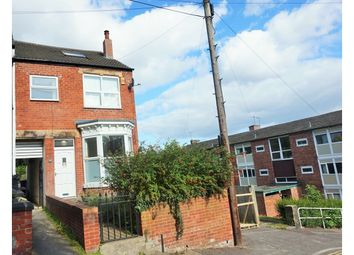 Thumbnail 4 bedroom terraced house to rent in Birkendale Road, Sheffield