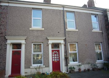 Thumbnail 2 bed flat to rent in Linskill Terrace, North Shields