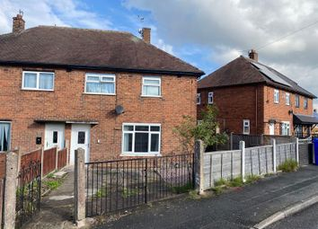 Thumbnail 3 bed semi-detached house for sale in Thornhill Road, Bentilee, Stoke-On-Trent