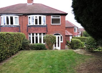 Thumbnail 3 bed semi-detached house to rent in Worrall Drive, Worrall