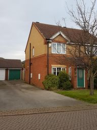 Thumbnail 2 bed semi-detached house to rent in Markington Place, Leeds