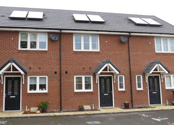 Thumbnail 2 bed terraced house for sale in Cunningham Way, Leavesden, Watford