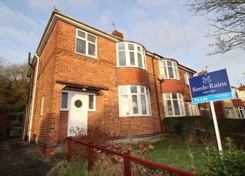 Thumbnail 3 bed semi-detached house to rent in Grantham Drive, York