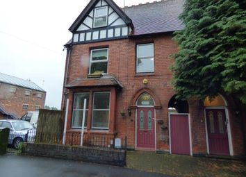 Thumbnail 4 bed end terrace house for sale in Victoria Road, Tamworth, Staffordshire