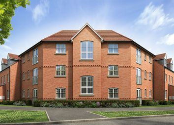 "Thumbnail 2 bedroom flat for sale in ""The Piel Style 2"" at Norwich Road, Wymondham"