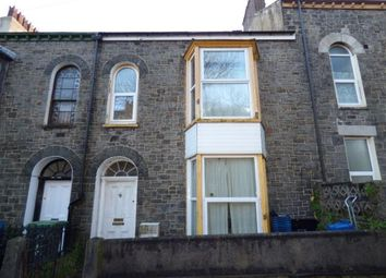 Thumbnail Terraced house for sale in The Crescent, Bangor, Gwynedd