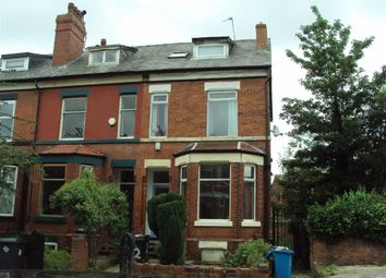Thumbnail 6 bed semi-detached house to rent in Lausanne Road, Withington, Manchester