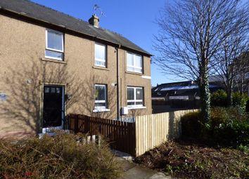 Thumbnail 1 bed flat for sale in 4B Goschen Place, Broxburn, West Lothian