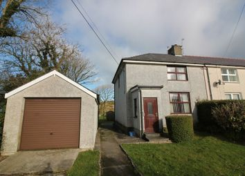 Thumbnail Property for sale in Maes Merddyn, Carreglefn, Amlwch